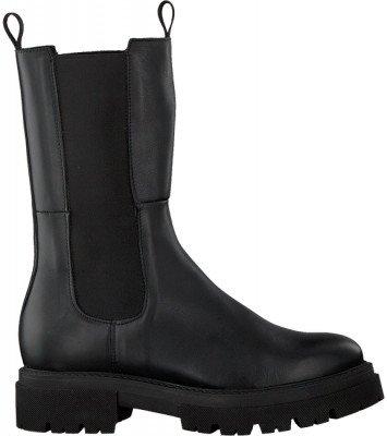 Zwarte Blackstone Chelsea Boots Ul93