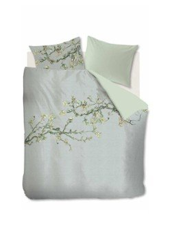 Beddinghouse Beddinghouse Blossom katoensatijn dekbedovertrekset - inclusief kussenslopen