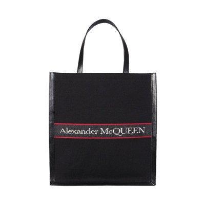 alexander mcqueen Selvedge Tote BAG