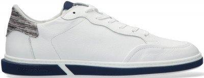 Floris van Bommel Witte Floris Van Bommel Lage Sneakers 13350