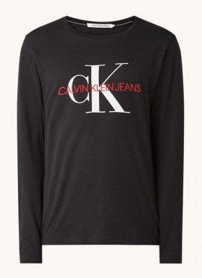 Calvin Klein Calvin Klein Monogram pullover met logoprint