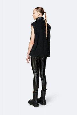 Rains Rains Dames Fleece Vest - Black