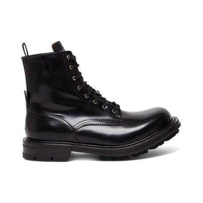 alexander mcqueen Worker Boots