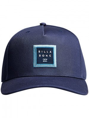 Billabong Billabong Stacked Snapback Cap blauw