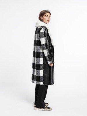 Beaumont Beaumont Lammy wool coat