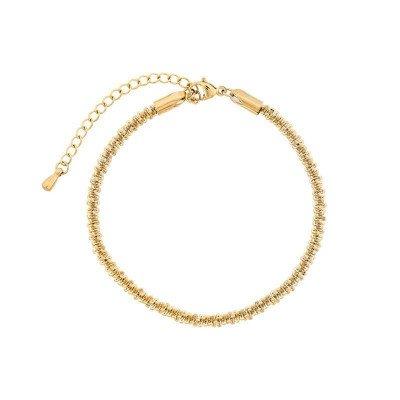 Nola Amsterdam FLORAL. bracelet - Gold