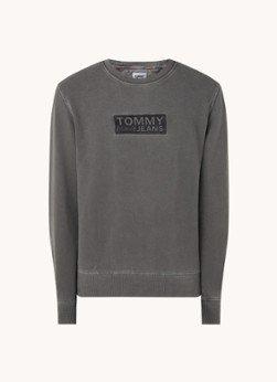 Tommy Hilfiger Tommy Hilfiger Sweater met logoborduring