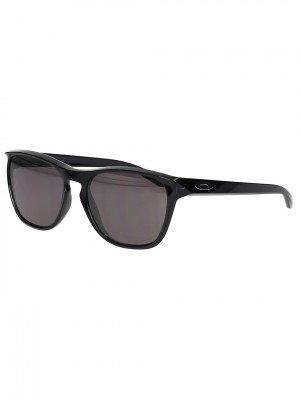 Oakley Oakley Manorburn Black Ink Sunglasses zwart