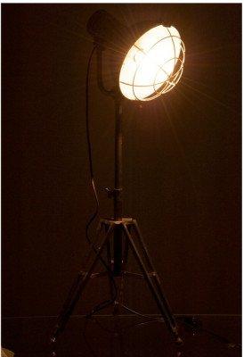 J-Line J-Line Vloerlamp 'Silvère' 93cm hoog