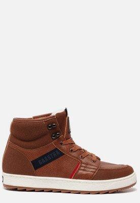 Gaastra Gaastra Remus Mid sneakers cognac