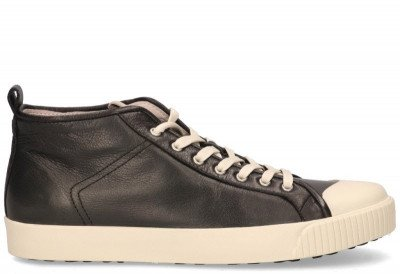 Blackstone Blackstone VG28 Zwart Herensneakers