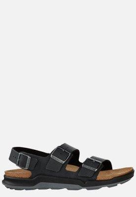 Birkenstock Birkenstock Milano All Terrain sandalen zwart
