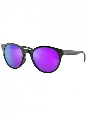 Oakley Oakley Spindrift Polished Black Sunglasses zwart