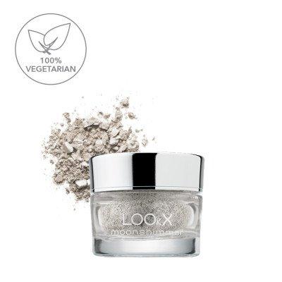 LOOkX LOOkX Loose eyeshadow moonshimmer Silver