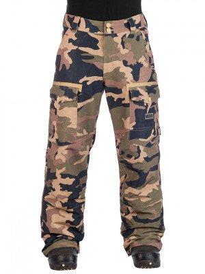 DC DC Code Pants groen
