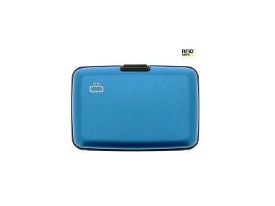 Ogon Designs Ogon Aluminium Creditcardhouder Blue