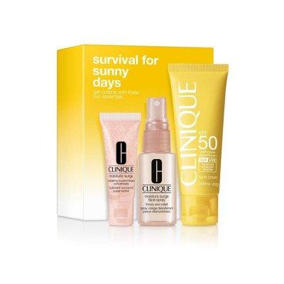 Clinique Clinique SOS Kit Survival for Sunny Days Gezichtsverzorgingsset