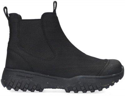Woden Zwarte Woden Chelsea Boots Magda