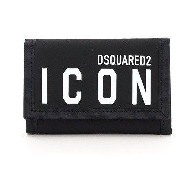 Dsquared2 Wallet Nylon Icon