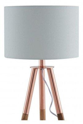Artistiq Living Artistiq Tafellamp 'Chad', 55cm, kleur Wit