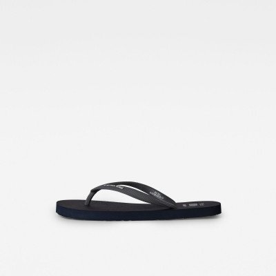 G-Star RAW Carnic Slippers - Donkerblauw - Dames