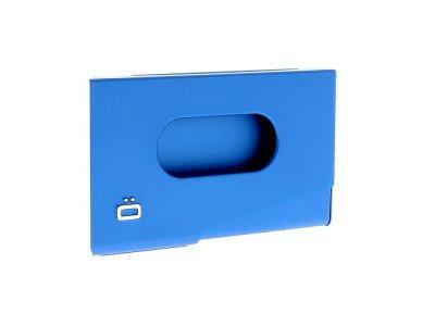 Ogon Designs Ogon Business Cardholder One Touch Blue