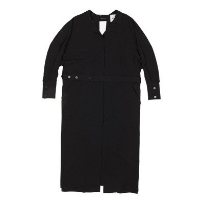 Jil Sander Trench Coat with a back opening
