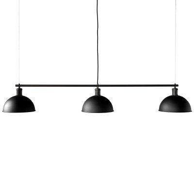 Menu Menu Hubert hanglamp 3-lamps zwart/brons