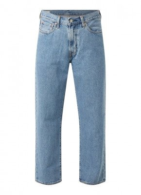 Levi's Levi's Stay Loose loose fit jeans in medium wassing