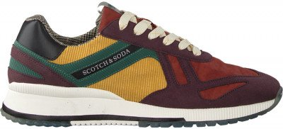 Scotch & Soda Multi Scotch & Soda Lage Sneakers Vivex