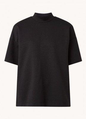 Selected Femme Selected Femme Gida T-shirt met opstaande kraag