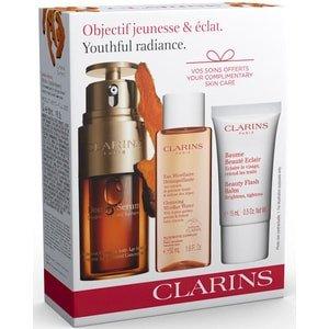 Clarins Clarins Double Serum Clarins - Double Serum Youthful Radiance Set