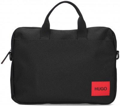 HUGO Zwarte Hugo Laptoptas Ethon Doc Case