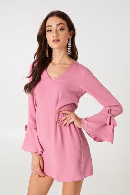Therese Lindgren Therese Lindgren Elin Dress - Pink