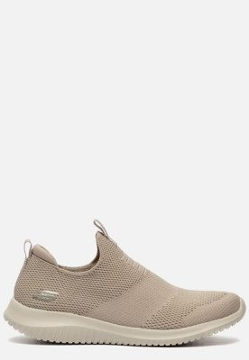 Skechers Skechers Ultra Flex First Take instappers taupe