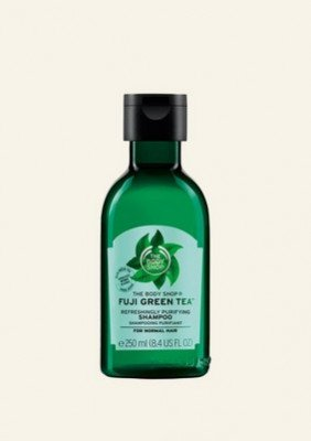 The Body Shop NL Fuji Green Tea™ Refreshingly Purifying Shampoo 250 ML