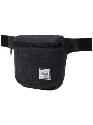 Herschel Herschel Fifteen Cotton Casuals Hip Bag zwart