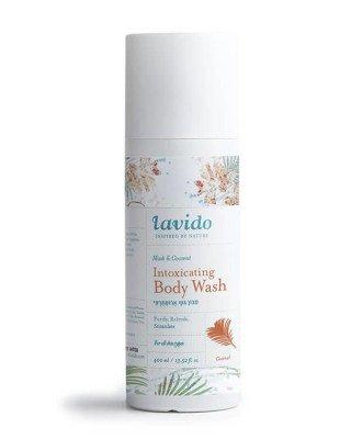Lavido Lavido - Intoxicating Body Wash Musk & Coconut - 400 ml