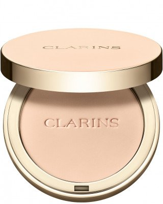 Clarins Clarins Ever Matte Compact Powder Clarins - VELVET COLLECTION Poeder 01-VERY LIGHT
