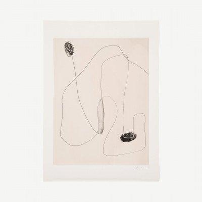 MADE.COM The Poster Club, Paradox, print door Anna Johansson, 50 x 70 cm