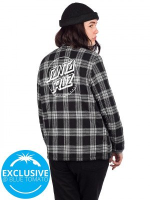 Santa Cruz Santa Cruz Retreat Jacket zwart