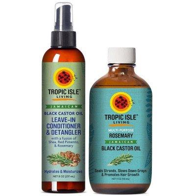Tropic Isle Living Wonderolie met Rozemarijn - 118 ml Tropic Isle Living