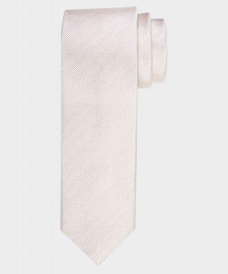 Michaelis Michaelis heren zijden stropdas gebroken wit