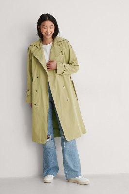 Trendyol Trendyol Trenchcoat - Green