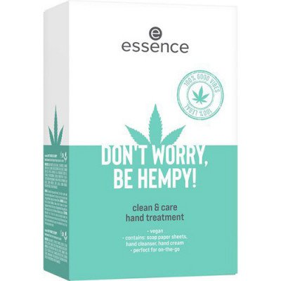 Essence Essence Don't Worry Be Hempy! Clean&Care Hand Treatment