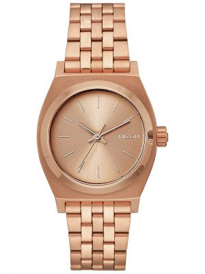 Nixon Nixon The Medium Time Teller roze