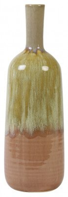 Light en Living Light & Living Vaas 'Mariela' 41cm, kleur Oudroze