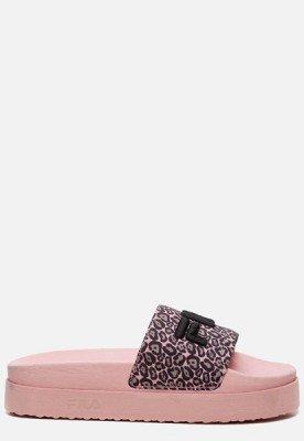 Fila Fila Morro Bay Zeppa slippers roze