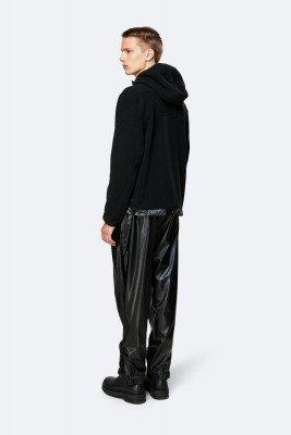 Rains Rains Heren Fleece Pullover - Black