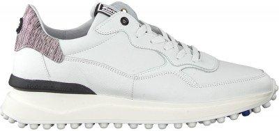 Floris van Bommel Witte Floris Van Bommel Lage Sneakers 16301